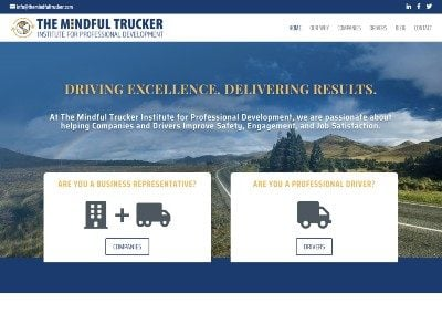 The Mindful Trucker