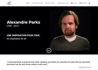 Alexandre Parks