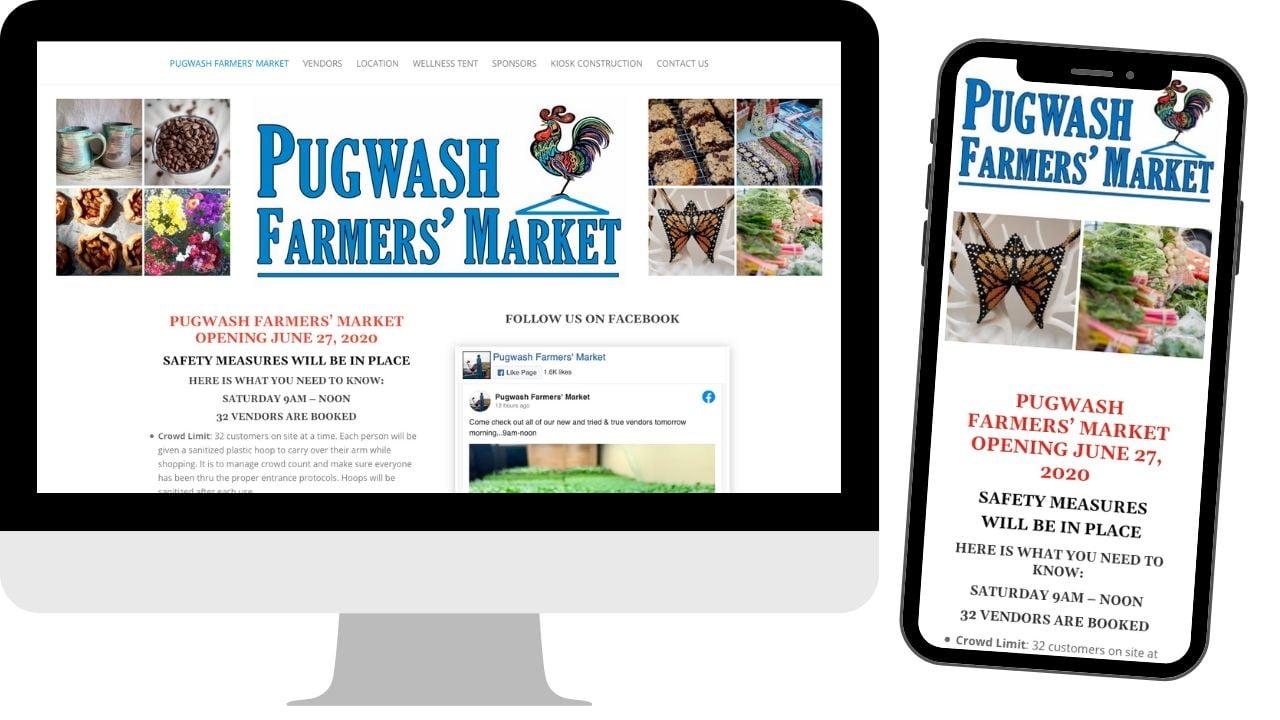 pugwash farmers market website