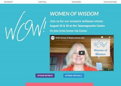 Women of Wisdom Retreat