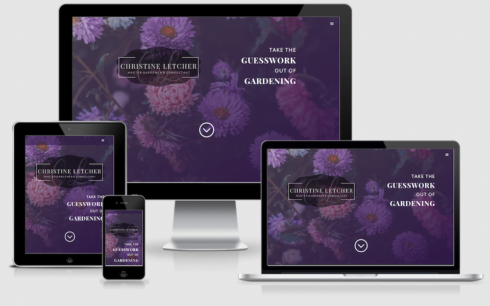 Christine Letcher Website